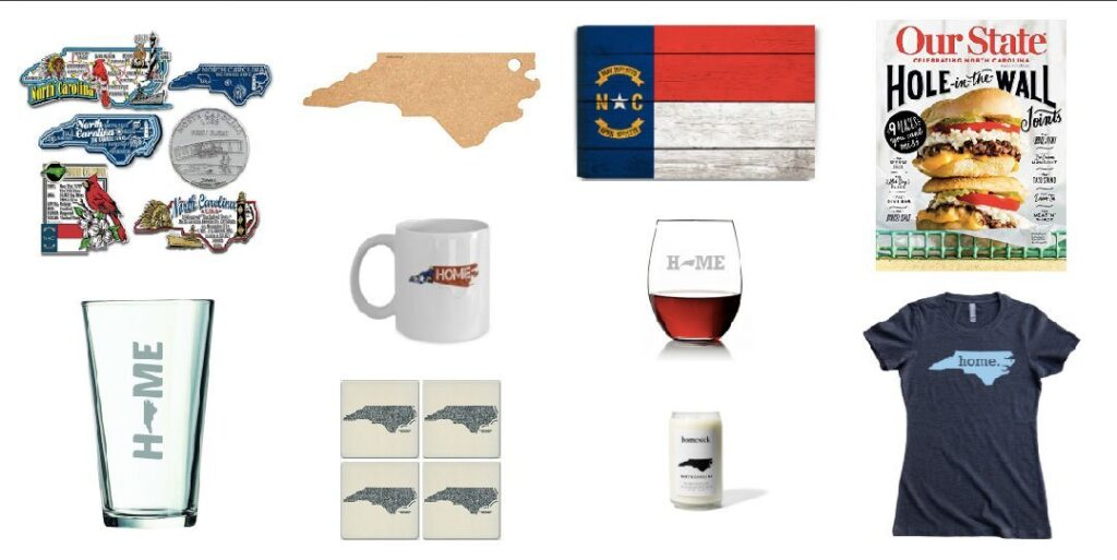 The North Carolina Gift Guide for All Occasions