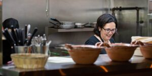 Tamale Factory Owner Chef Margaritte Malfy in Durham NC Photo By Ryan Gilmore Photography